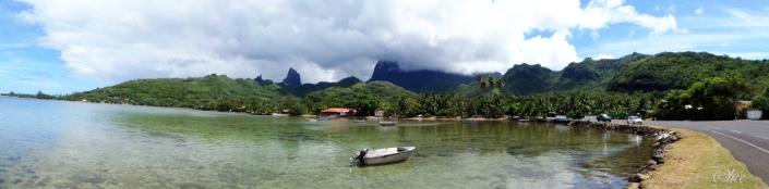 Baie d'Atiha - Cliquer pour agrandir