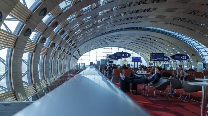 Aéroport Charles-de-Gaulle, terminal 2E