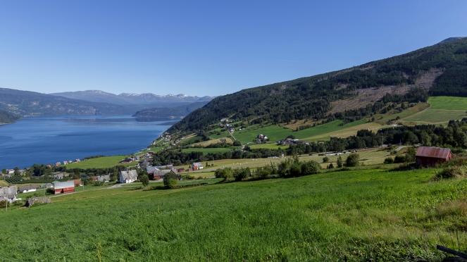 Village d'Ulvik